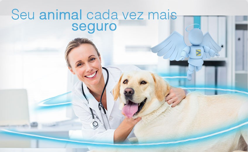 Seu animal cada vez mais seguro